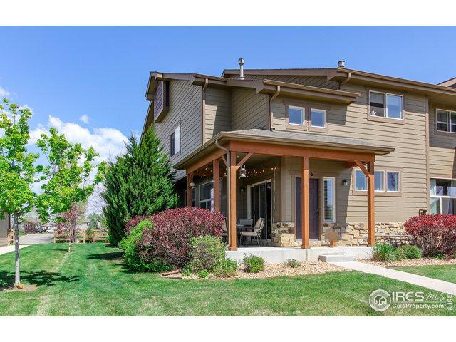 335 Carina Cir #106, Loveland, CO 80537 (MLS #881677) :: 8z Real Estate
