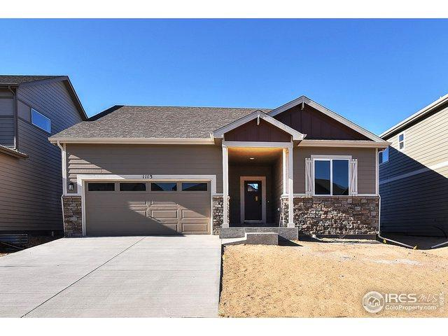 1101 103rd Ave, Greeley, CO 80634 (MLS #881685) :: Hub Real Estate