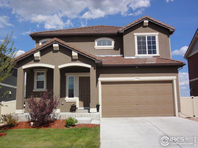 3423 Rosewood Ln, Johnstown, CO 80534 (MLS #881707) :: 8z Real Estate