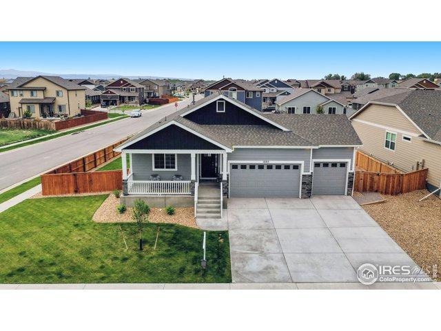1885 Vista Plaza St, Severance, CO 80550 (MLS #881714) :: Hub Real Estate