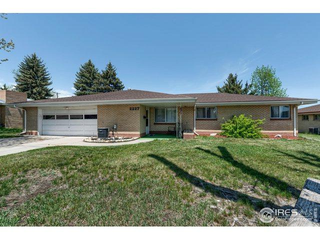 2227 13th St, Greeley, CO 80631 (MLS #881729) :: 8z Real Estate