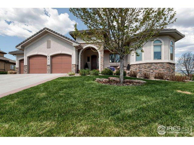 931 Owl Grove Pl, Loveland, CO 80537 (MLS #881733) :: 8z Real Estate