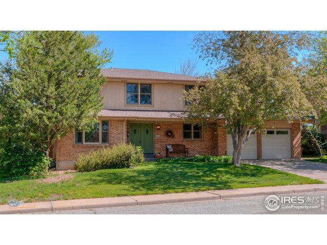 8005 Grasmere Dr, Boulder, CO 80301 (MLS #881746) :: 8z Real Estate