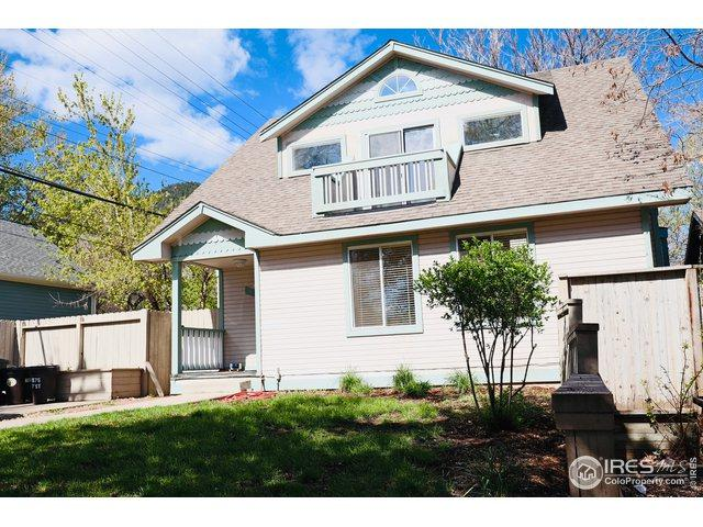 1575 7th St, Boulder, CO 80302 (MLS #881748) :: 8z Real Estate