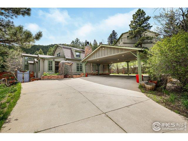1635 Sugarloaf Rd, Boulder, CO 80302 (MLS #881749) :: Windermere Real Estate