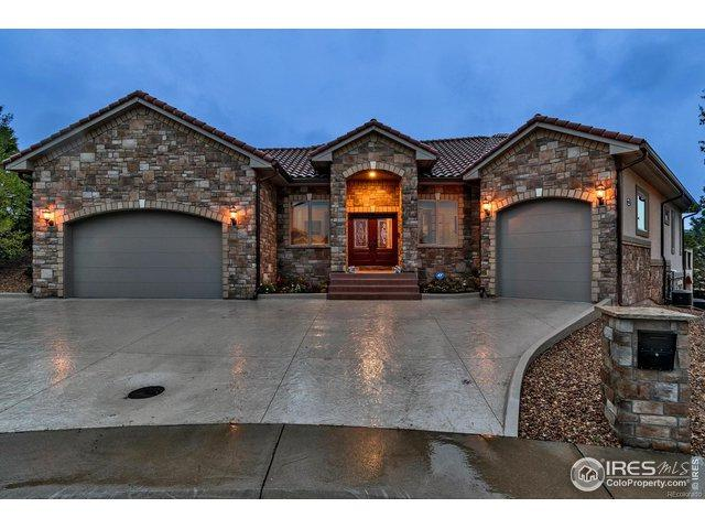6330 Mcintyre Way, Arvada, CO 80403 (MLS #881750) :: Tracy's Team
