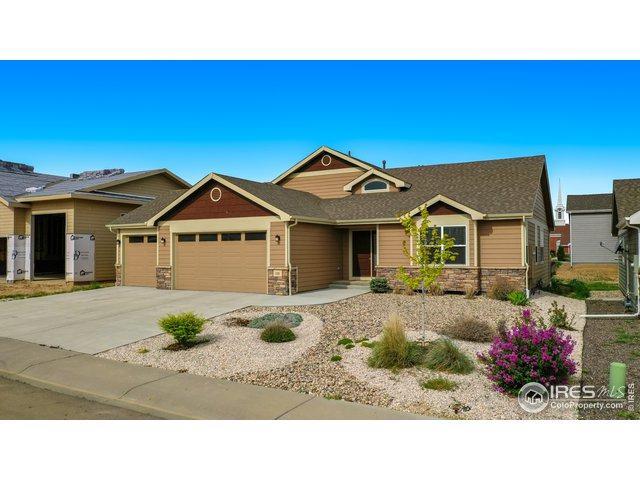 330 Kirkland Ln, Johnstown, CO 80534 (MLS #881755) :: 8z Real Estate