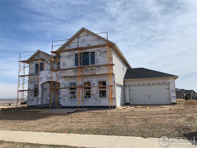3820 Bridle Ridge Cir, Severance, CO 80524 (MLS #881757) :: Hub Real Estate