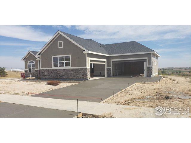 2889 Branding Iron Dr, Severance, CO 80524 (MLS #881761) :: Hub Real Estate