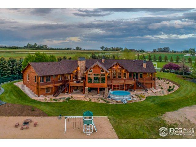 2577 E County Road 60, Wellington, CO 80549 (#881763) :: James Crocker Team
