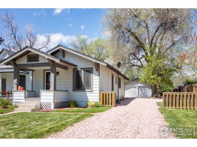 511 1st Ave, Ault, CO 80610 (MLS #881764) :: 8z Real Estate
