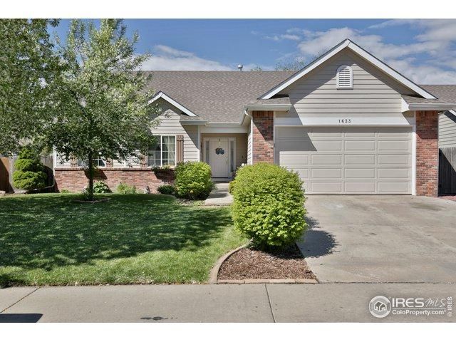 1633 55th Ave, Greeley, CO 80634 (MLS #881771) :: 8z Real Estate