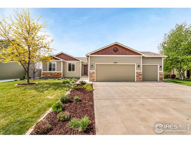 3351 Firewater Ln, Wellington, CO 80549 (#881776) :: James Crocker Team
