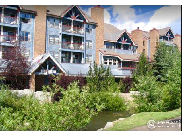 100 S Park Ave 115/116, Breckenridge, CO 80424 (MLS #881779) :: 8z Real Estate