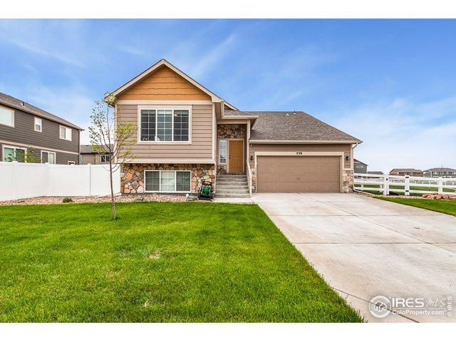 539 Cherryridge Dr, Windsor, CO 80550 (MLS #881781) :: Hub Real Estate
