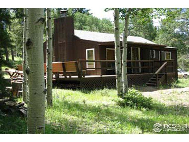 280 Tami Rd, Red Feather Lakes, CO 80545 (#881793) :: James Crocker Team