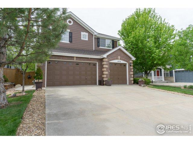 1978 Kinnikinnick Dr, Erie, CO 80516 (#881794) :: The Griffith Home Team