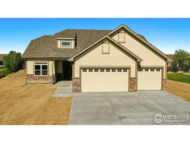 360 Surrey Rdg, Eaton, CO 80615 (MLS #881796) :: 8z Real Estate