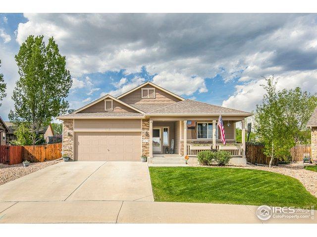 505 Dee Rd, Johnstown, CO 80534 (MLS #881803) :: 8z Real Estate