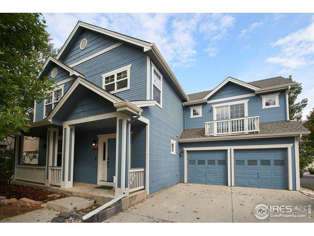 1214 Della St, Longmont, CO 80501 (MLS #881809) :: 8z Real Estate
