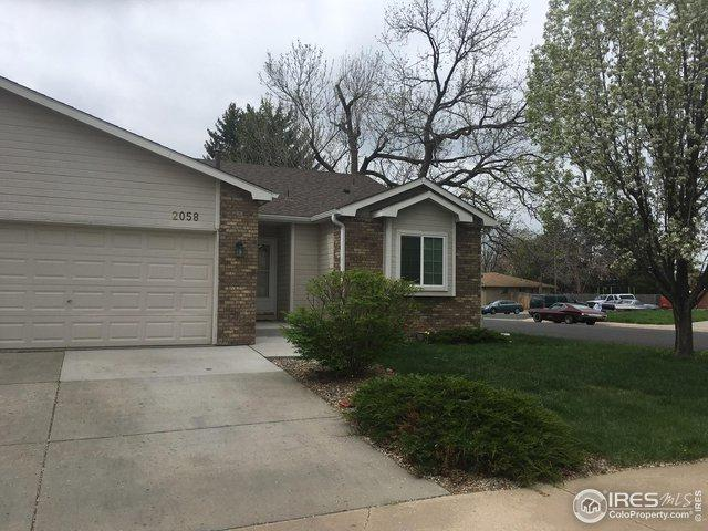 2058 W 17th St, Loveland, CO 80538 (MLS #881812) :: 8z Real Estate