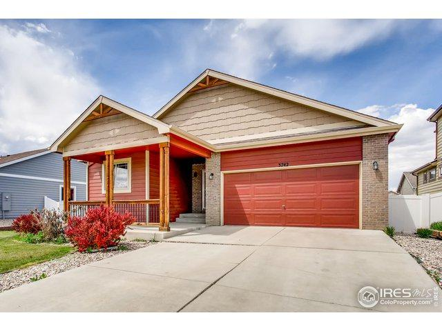 3742 Mount Hope St, Wellington, CO 80549 (#881813) :: James Crocker Team