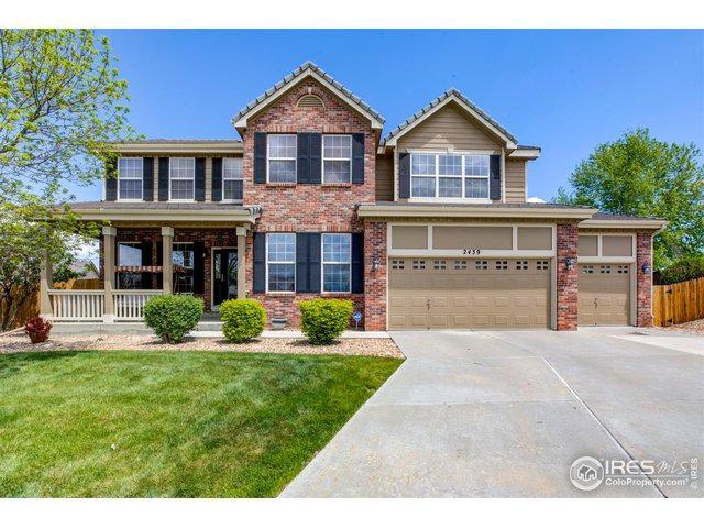 2439 E 137th Ave, Thornton, CO 80602 (MLS #881814) :: Hub Real Estate