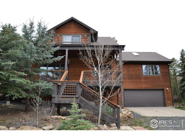630 Cougar Run, Nederland, CO 80466 (MLS #881826) :: 8z Real Estate