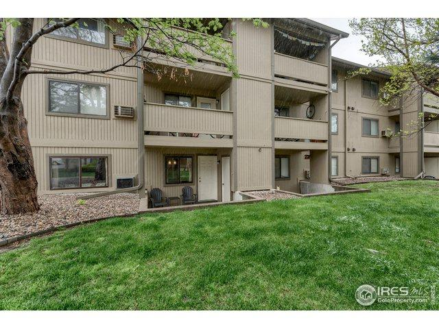 710 City Park Ave #515, Fort Collins, CO 80521 (#881829) :: James Crocker Team