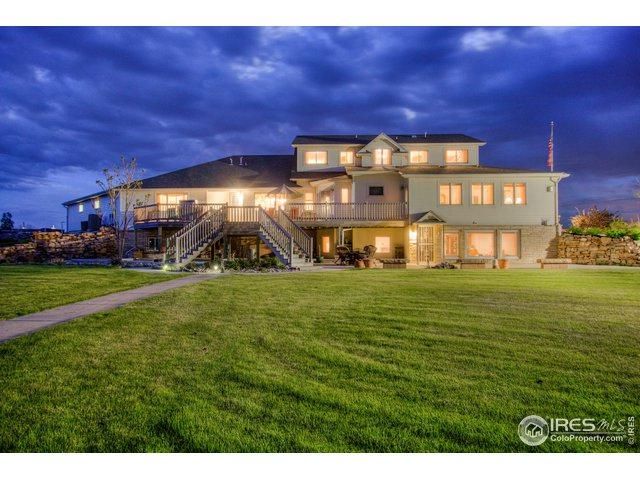 4861 E Hwy 60, Johnstown, CO 80534 (MLS #881842) :: 8z Real Estate