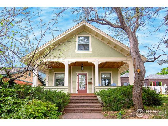 424 Concord Ave, Boulder, CO 80304 (MLS #881846) :: 8z Real Estate