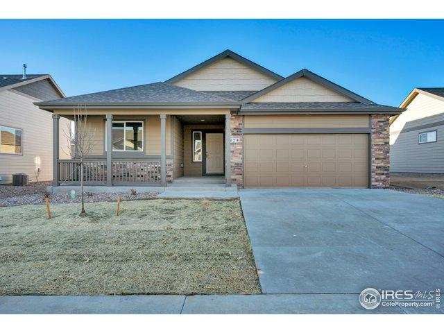 1008 Mt Oxford Dr, Severance, CO 80550 (#881864) :: The Griffith Home Team