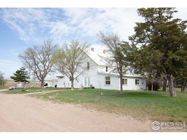 53465 Highway 61, Otis, CO 80743 (#881868) :: The Peak Properties Group