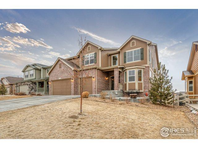 5506 Mustang Dr, Frederick, CO 80504 (#881880) :: The Griffith Home Team
