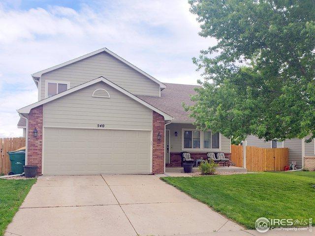 540 S Rachel Ave, Milliken, CO 80543 (#881883) :: The Griffith Home Team