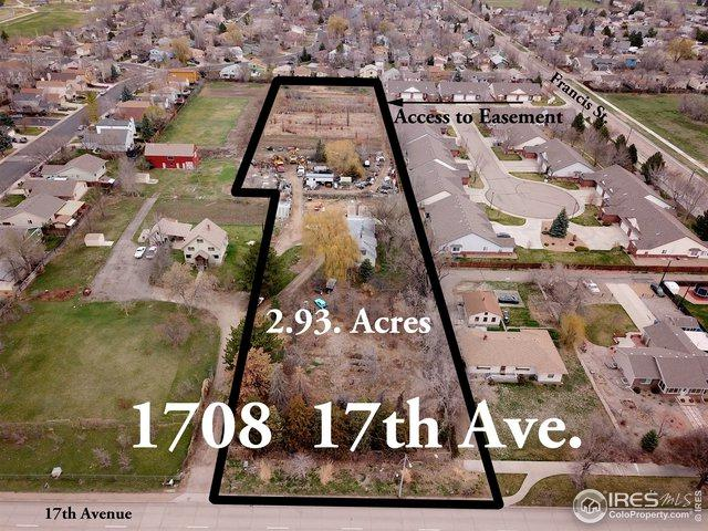 1708 17th Ave, Longmont, CO 80501 (MLS #881886) :: 8z Real Estate