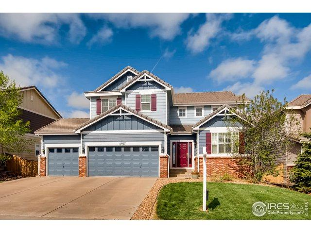 11057 Valleybrook Cir, Highlands Ranch, CO 80130 (MLS #881888) :: 8z Real Estate