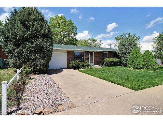 2833 15th Ave Ct, Greeley, CO 80631 (MLS #881905) :: 8z Real Estate