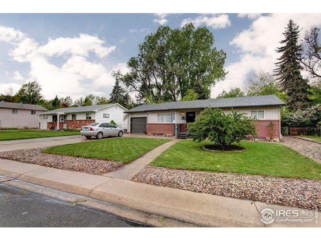1317 S Bryan Ave, Fort Collins, CO 80521 (#881916) :: The Griffith Home Team