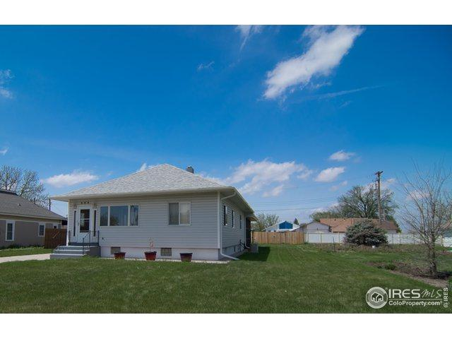 420 E 4th St, Julesburg, CO 80737 (MLS #881933) :: 8z Real Estate