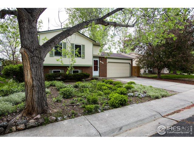 256 S Jefferson Ave, Louisville, CO 80027 (MLS #881934) :: Downtown Real Estate Partners