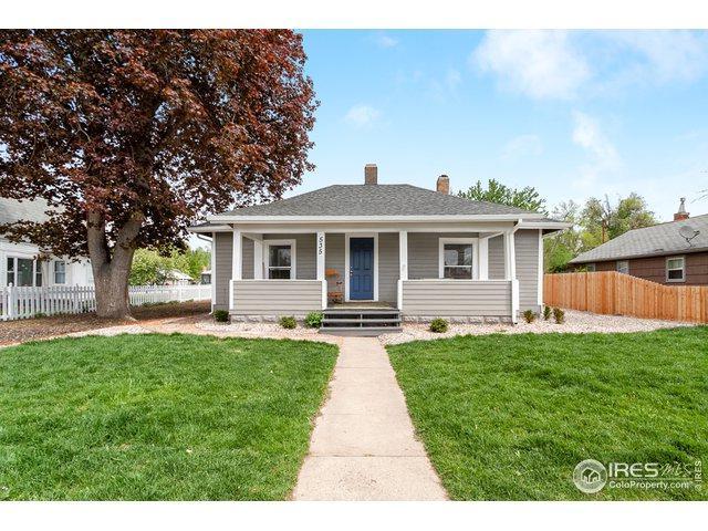 535 W 8th St, Loveland, CO 80537 (MLS #881936) :: 8z Real Estate