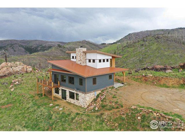 637 Hernia Hill Trl, Bellvue, CO 80512 (MLS #881947) :: 8z Real Estate