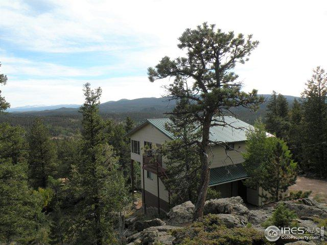 762 Okmulgee Cir, Red Feather Lakes, CO 80545 (MLS #881950) :: 8z Real Estate