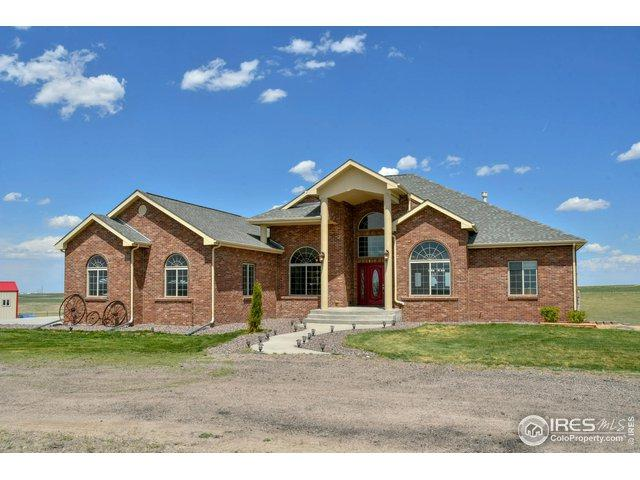 5504 S Lilly Creek Ct, Byers, CO 80103 (MLS #881953) :: J2 Real Estate Group at Remax Alliance