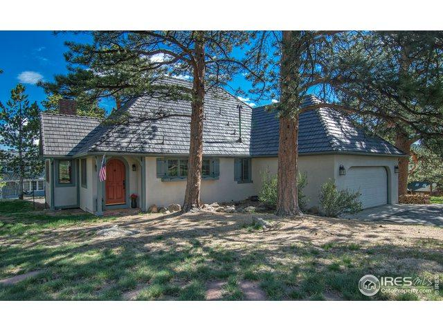 910 Elk Meadow Ct, Estes Park, CO 80517 (MLS #881981) :: J2 Real Estate Group at Remax Alliance