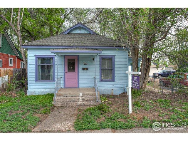 514 E Mulberry St, Fort Collins, CO 80524 (MLS #881986) :: Downtown Real Estate Partners