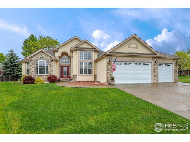 835 Imperial Ct, Loveland, CO 80537 (MLS #881998) :: 8z Real Estate