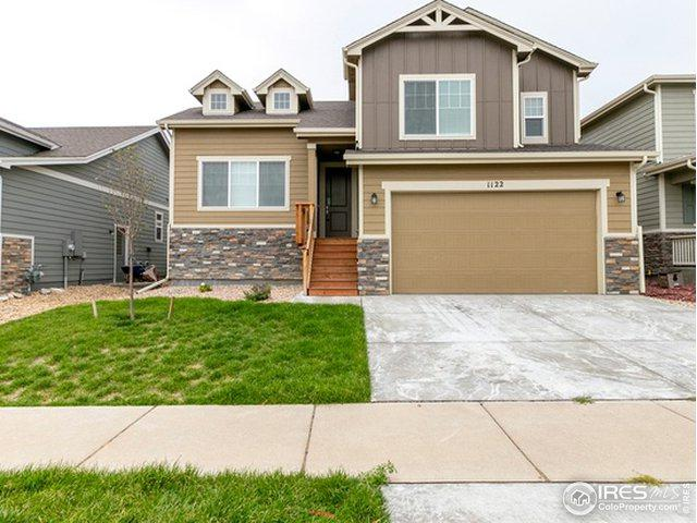 1122 102nd Ave, Greeley, CO 80634 (MLS #881999) :: J2 Real Estate Group at Remax Alliance