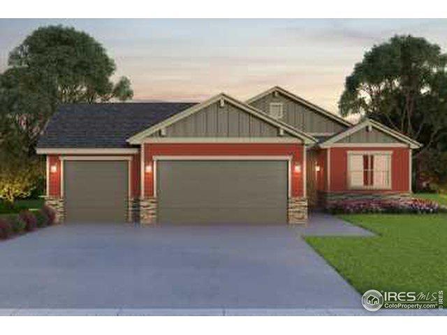 1811 Holloway Dr, Windsor, CO 80550 (MLS #882000) :: Kittle Real Estate